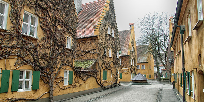Augsburg - Romantic Route in Germany