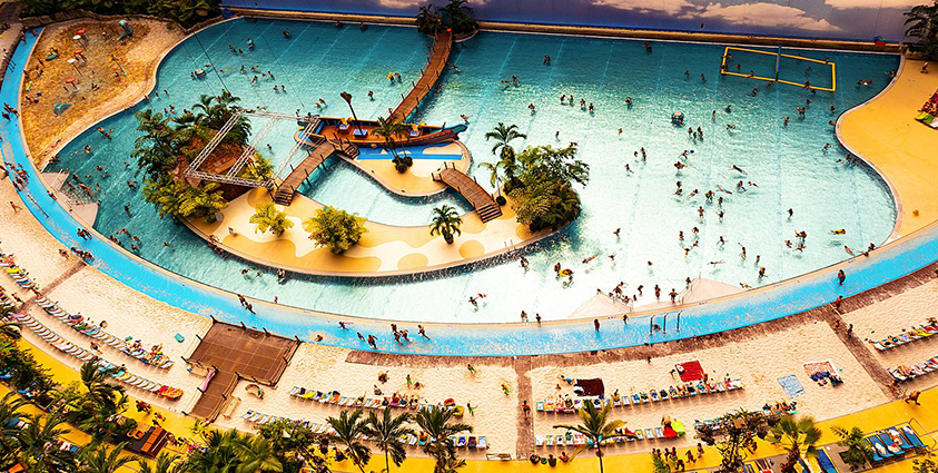 tropical islands in Germany