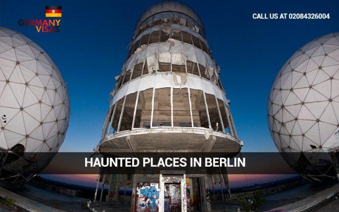 most haunted spots in berlin